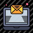 email, mail, newsletter, envelope, letter, message