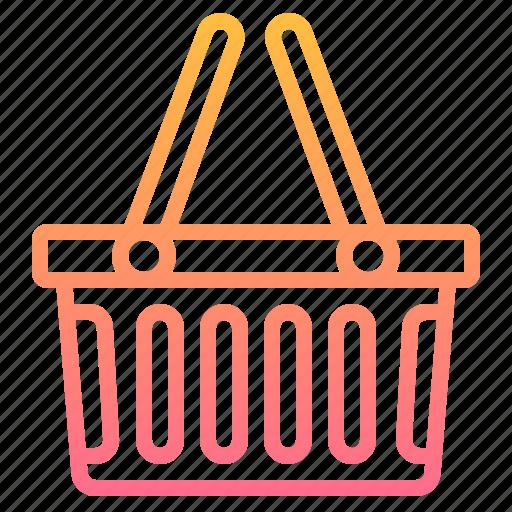 Basket, commerce, shopping, supermarket icon - Download on Iconfinder
