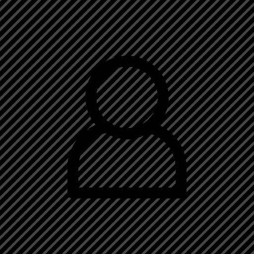 account, member, online, profile, user icon