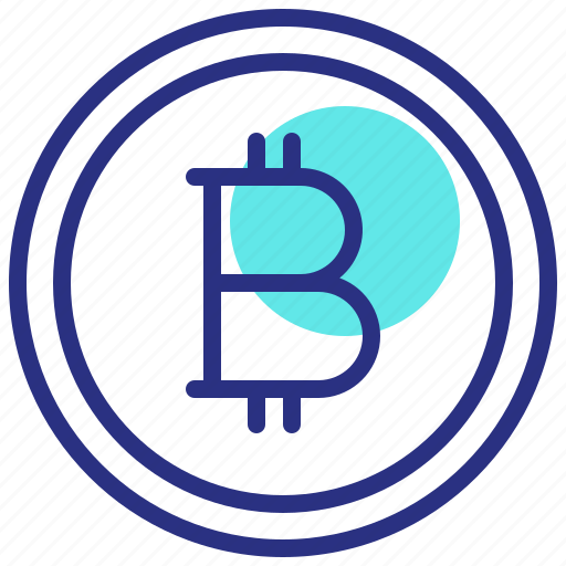 bitcoin, coin, digital currency, finace icon