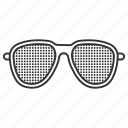 eye, eyesight, eyewear, glasses, pinhole, vision, ophthalmology