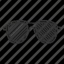 blindness, eyeglasses, eyesight, louver, shade, shutter, ophthalmology