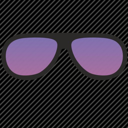 Aviator, glasses, optic, optics, purple, eyeglasses, sunglasses icon - Download on Iconfinder