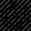 cable, cut, fiber, fibre, network, optic, top icon