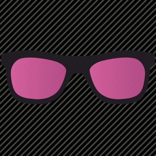 glasses, optics, uf icon