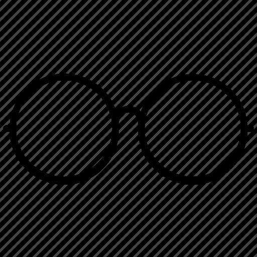 eye, eyesight, glasses, ophthalmologist, optical, optometrist, vision icon