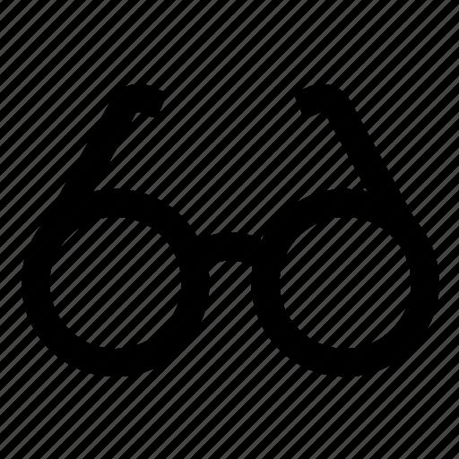 eye consultation, glasses, optometry icon