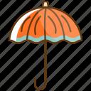 autumn, cold, fall, season, umbrella