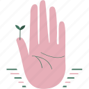 eco hand, green eco hand, thumb up, thumbs up, thumbs up green, thumbs up icon icon