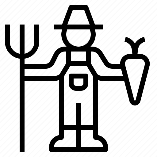 avatar, farm, farmer, person, worker icon