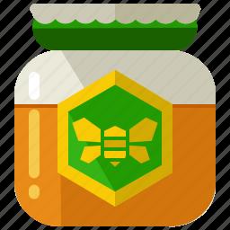 food, health, honey, organic, sweet icon