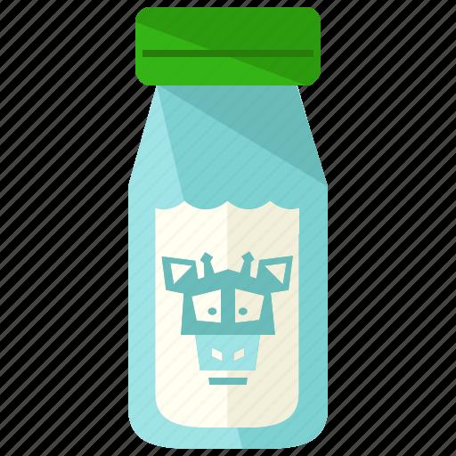 beverage, drink, health, milk, organic icon