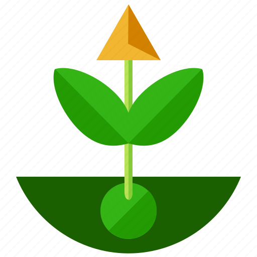 grow, harvest, health, organic, plant icon