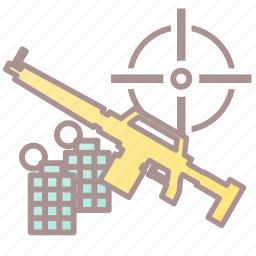 action, game, genre, grenade, roleplay, rpg, weapon icon