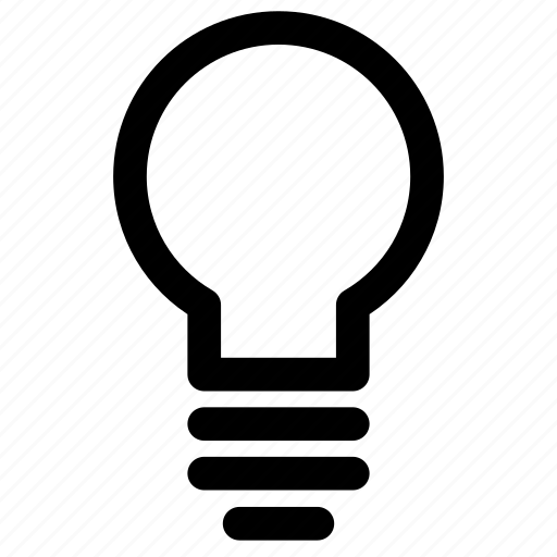 battery, charge, electricity, idea, light, lightbulb icon