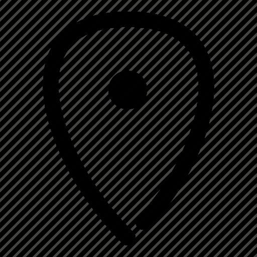 location, marker, navigator, pin icon