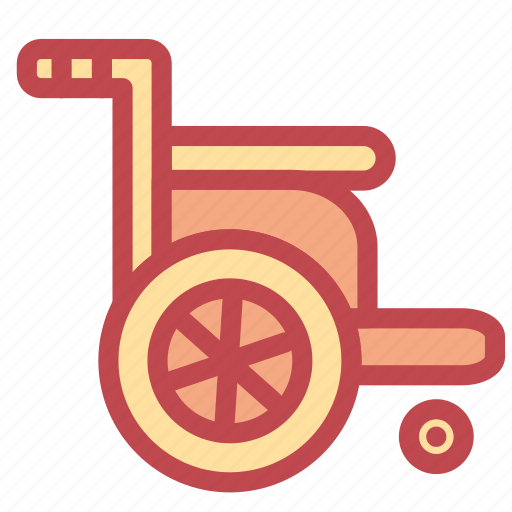 disability, disabled, handicap, hospital, medical, wheelchair icon