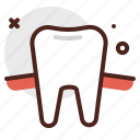 body, health, human, medical, tooth icon