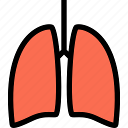 body, doctor, lungs, organ, surgery, treatment icon