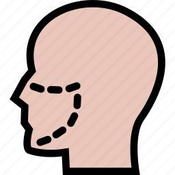 body, doctor, organ, plastic, surgery, treatment icon