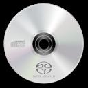 cd, sacd icon