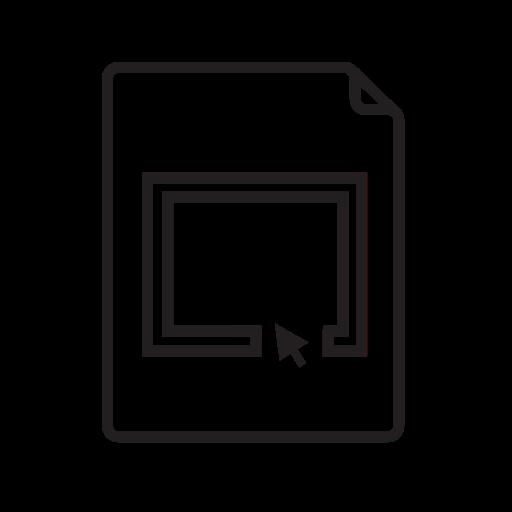 ai, file, illustrator icon