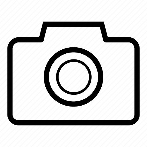 camera, dslr, image, media, movie, photography, play icon