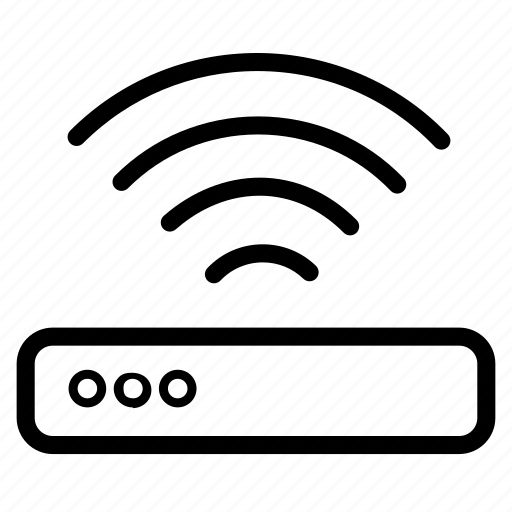 connection, wifi icon