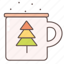 coffee, cup, drink, outdoor, travel, travelling icon