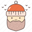 adventure, avatar, camping, face, man, outdoor, wanderer icon