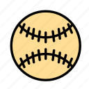 activity, baseball, game, sport icon