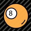 activity, bal, billiard, game, sport