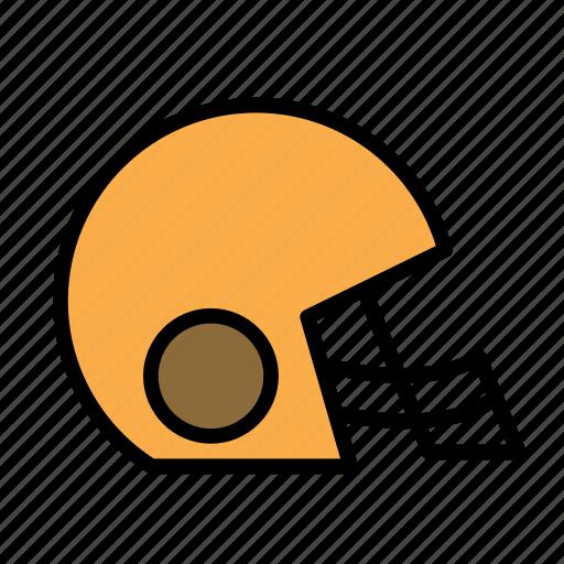 activity, football, game, helmet, sport icon
