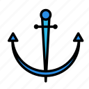 activity, game, hook2, sport icon