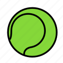 activity, ball, game, sport, tenis icon
