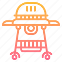 activities, barbecue, cooking, foods, grills icon