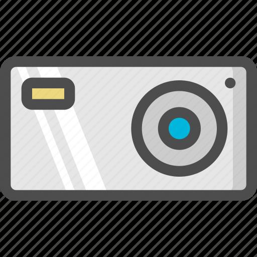 camera, digital, image, photo, picture, turist icon