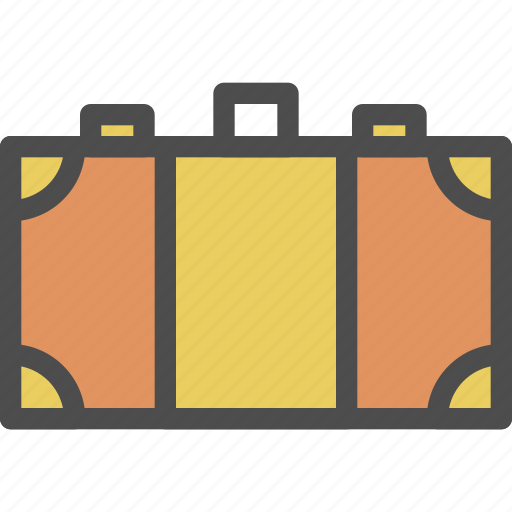 baggage, luggage, travel icon