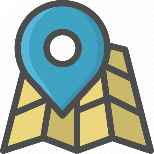 atlas, check in, direction, find, map, place, travelling icon