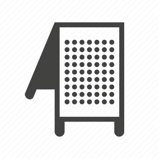 ad, advertisement, advertising, stand icon