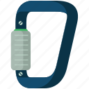 bicycle, lock icon