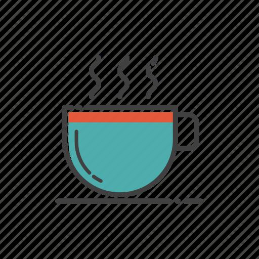 bottle, coffee, drink, glass, outdoor, tea, water icon