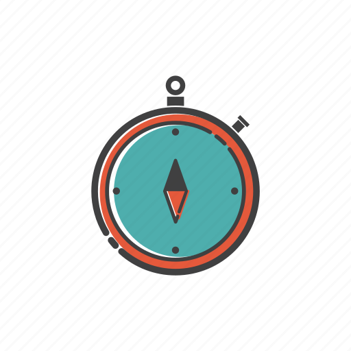 camp, clock, minute, outdoor, stopwatch, time, travel icon