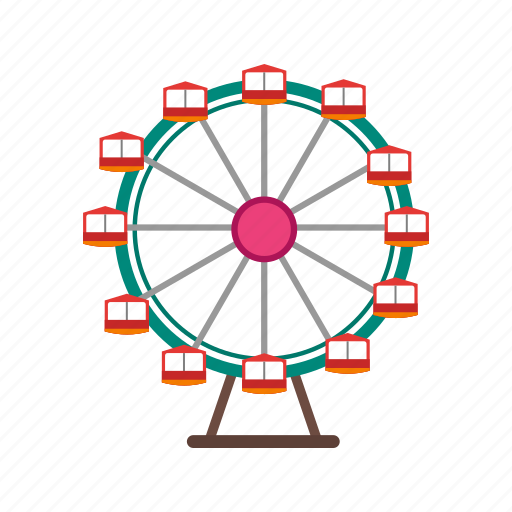 ferris wheel clipart png - photo #2
