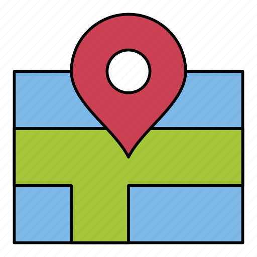 gps, location, map, marker, navigation, pin, place icon