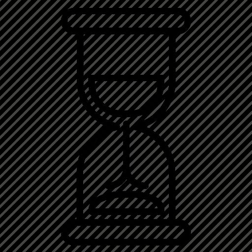 clock, deadline, hourglass, sand, timekeeper, timer, watch icon