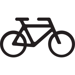 bicycle, bike, cycle, motorcycle, transport icon