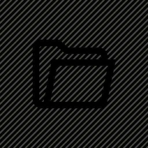 case, document, file, folder, paper icon