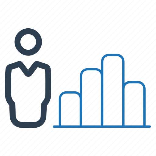 analytics, bar chart, chart, graph, report icon