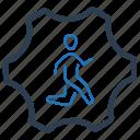 efficiency, employee, job performance, working icon